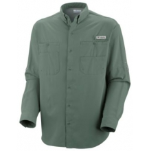Men's Tamiami II LS Shirt by Columbia in Opelika Al