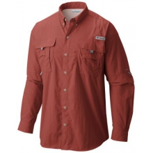 Men's PFG Bahama II Long Sleeve Shirt by Columbia in Clinton Township Mi