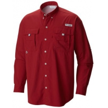 Men's PFG Bahama II Long Sleeve Shirt by Columbia in New York Ny