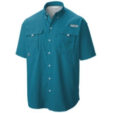 Men's Bahama II Short Sleeve Shirt by Columbia