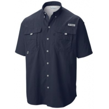 Men's Bahama II Short Sleeve Shirt by Columbia in Tulsa Ok