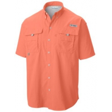 Men's Bahama II Short Sleeve Shirt by Columbia in Dawsonville Ga