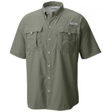 Men's Bahama II Short Sleeve Shirt by Columbia