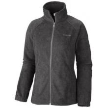 Women's Benton Springs Full Zip Fleece Jacket - Plus Size by Columbia