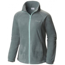 Women's Benton Springs Full Zip Fleece Jacket - Plus Size by Columbia in Coeur Dalene Id