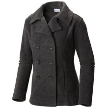 Women's Benton Springs Fleece Pea Coat Jacket by Columbia