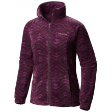 Women's Benton Springs Print Full Zip Jacket by Columbia in Coeur Dalene Id