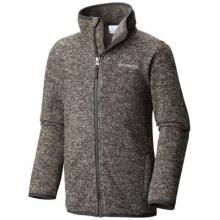 Boy's Birch Woods Full Zip Fleece Jacket by Columbia in Succasunna Nj