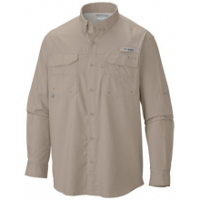 Men's Blood And Guts III Long Sleeve Woven Shirt by Columbia in Sylva Nc