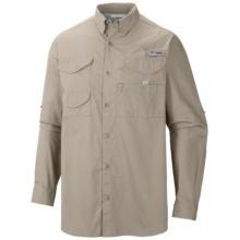 Men's PFG Bonehead Long Sleeve Shirt by Columbia in Ramsey Nj