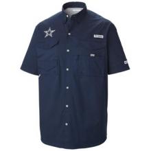 Collegiate Bonehead Short Sleeve Shirt by Columbia in Uncasville Ct