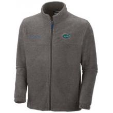 Collegiate Flanker II Full Zip Fleece by Columbia