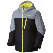 Boy's Double Grab Jacket by Columbia in Okemos Mi