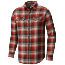 Men's Flare Gun Flannel III Long Sleeve Shirt by Columbia in Houston Tx