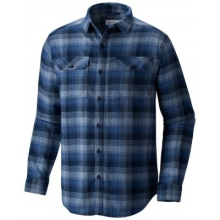 Men's Flare Gun Flannel III Long Sleeve Shirt by Columbia in Paramus Nj