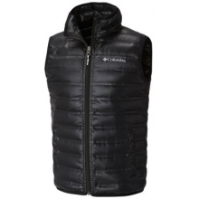 Kid's Flash Forward Down Vest - Youth by Columbia in Okemos Mi