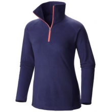 Women's Glacial Fleece III 1/2 Zip - Plus Size by Columbia