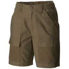 Boy's Half Moon Short