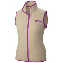 Harborside Women's Fleece Vest by Columbia in Clinton Township Mi