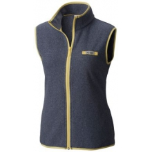 Women's Harborside Women'S Fleece Vest by Columbia in Cimarron Nm