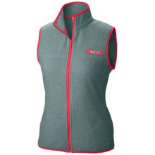 Women's Harborside Women'S Fleece Vest by Columbia in Gonzales LA