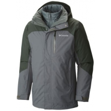 Men's Lhotse II Interchange Jacket by Columbia