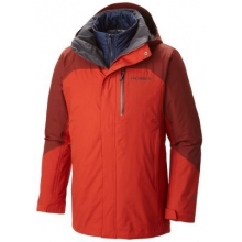 Men's Lhotse II Interchange Jacket by Columbia in Ames Ia