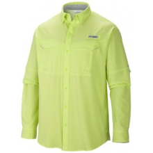 Men's Low Drag Offshore Long Sleeve Shirt by Columbia in Lafayette La