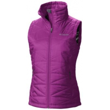 Women's Mighty Lite III Vest by Columbia in Bellingham Wa