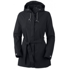 Women's Pardon My Trench Rain Jacket by Columbia in San Diego Ca