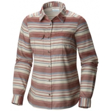 Pilsner Lodge Stripe Long Sleeve Shirt by Columbia