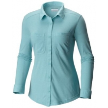 Women's Saturday Trail Knit Long Sleeve Shirt by Columbia in Lewiston Id