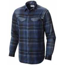 Silver Ridge Flannel Long Sleeve Shirt by Columbia