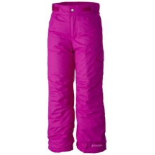 Girl's Starchaser Peak Pant by Columbia in Wayne Pa