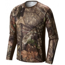 Men's Stealth Shot III Zero Long Sleeve Shirt by Columbia