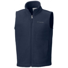 Boy's Steens Mt Fleece Vest by Columbia in Birmingham Al