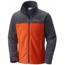 Boy's Steens Mt II Fleece by Columbia in Succasunna Nj