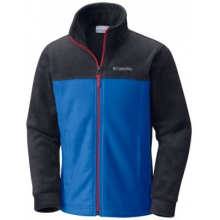 Boy's Steens Mt II Fleece by Columbia in Iowa City Ia