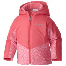 Steens Mt Overlay Hoodie Jacket - Toddler by Columbia