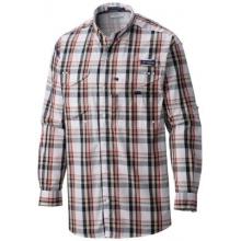 Men's PFG Super Bonehead Classic Long Sleeve Shirt - Tall by Columbia in Succasunna Nj
