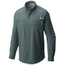 Men's PFG Tamiami II Long Sleeve Shirt by Columbia in Moses Lake Wa
