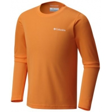 Boy's Terminal Tackle Long Sleeve Tee by Columbia