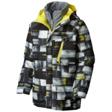 Boy's Whirlibird Interchange Jacket
