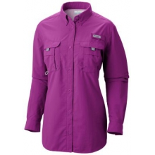 Women's PFG Bahama Long Sleeve Shirt by Columbia in Nibley Ut