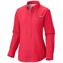 Women's PFG Tamiami II LS Shirt by Columbia in Birmingham Mi