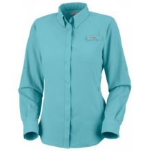 Women's PFG Tamiami II LS Shirt by Columbia in Marietta Ga