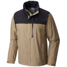 Men's Pouration Jacket by Columbia in Wichita Ks