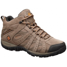 Men's Redmond Mid Leather Omni-Tech by Columbia