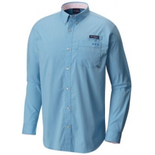 Men's Harborside Woven Long Sleeve Shirt