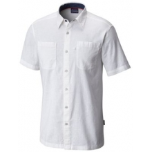 Men's Harborside Linen  Camp Shirt